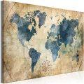 map monde décoration